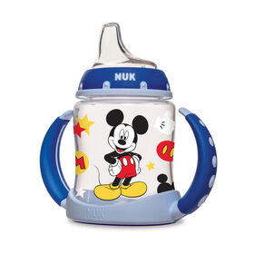 NUK Learner Cup, 5 oz. - Mickey Mouse and Minnie Mouse