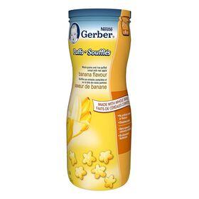 Gerber Graduates Puffs Banana