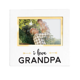 Pearhead I Love Grandpa Sentiment Frame
