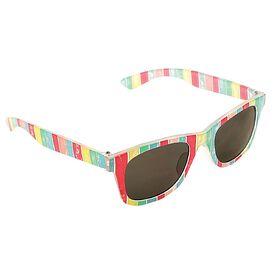 Infant Sunglasses - Multi Stripe