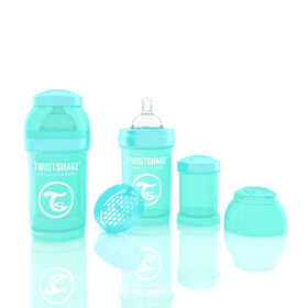 Twistshake Anti-Colic Bottle 180ML - Turquoise