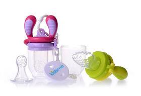 Kidsme Starter Pack Lime - Lavender