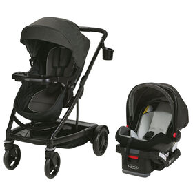 Graco UNO2DUO Single to Double Travel System - Ace - R Exclusive