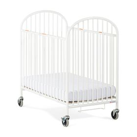 Foundations PinnacleFolding Compact Steel Crib||Foundations PinnacleFolding Compact Steel Crib