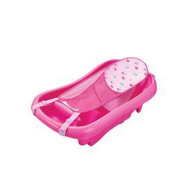 Sure Comfort Deluxe Newborn to Toddler Tub - Pink
