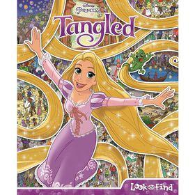 Princesses Disney – Raiponce: Cherche et trouve.