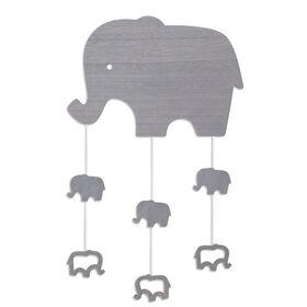 The Peanutshell Elephant Wall Hanging||The Peanutshell Elephant Wall Hanging