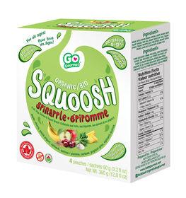 Baby Gourmet Squoosh Pinapple, 4 pouches