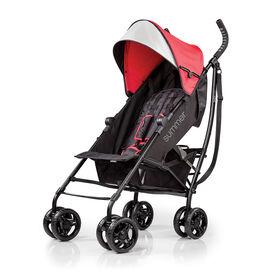 Summer Infant 3Dlite Convenience Stroller - Red<br>