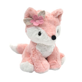 Lambs & Ivy - Friendship Tree Plush Fox - Autumn - Peach||Lambs & Ivy - Friendship Tree Plush Fox - Autumn - Peach