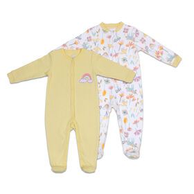 Koala Baby 2-Pack Sleeper - Rainbow, Newborn