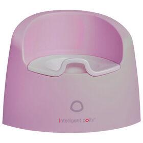 Regular Potty By Intelligent Potty - Pastel Pink
