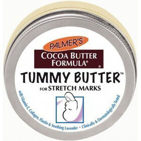 Palmer's – Beurre de cacao pour le ventre - pot de 125 g.