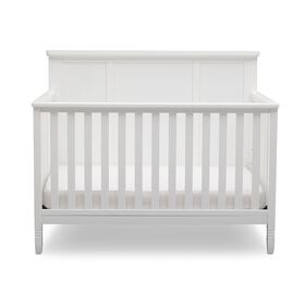 Delta lit de bébé 4 en 1 Epic - Blanc.