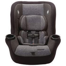 Cosco Comfy 50 Conv Car Seat-Heather Granite