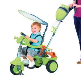 Little Tikes - Tricycle de luxe 4 en 1 avec tableau de bord DiscoverSounds - Exclusif