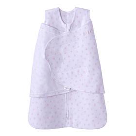 HALO SleepSack Swaddle - Micro Toison - Pink Hearts - Nouveau Nee.
