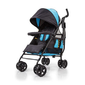 Summer Infant 3Dtote® CS+ Convenience Stroller - Royal Blue