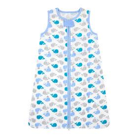 Gerber Wear-A-Blanket - Whale||Gerber Wear-A-Blanket - Whale