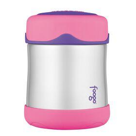 Thermos Foogo - Leak-proof Stainless Steel Food Jar - Pink