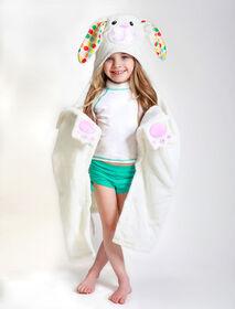 Zoocchini Toddler Towel - Bella the Bunny