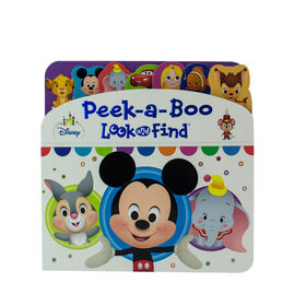 Disney Baby Lift-a-Flap Look and Find