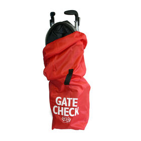 Gate check sac de voyage aérien pour poussette compacte.