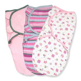 Summer Infant SwaddleMe Original Swaddle - Small/Med - 3 Pack - Bug  Summer Infant SwaddleMe Original Swaddle - Small/Med - 3 Pack - Bug