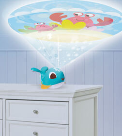 Tiny Love Cody Take-Along Projector Soother