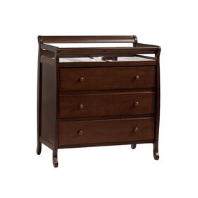 Kidiway Venice 3 Drawers Dresser - Java