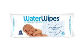 Les lingettes WaterWipes 60 Paquet.