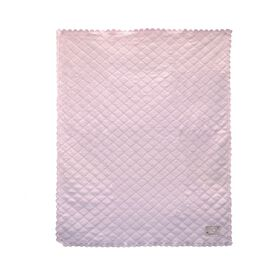 Just Born Quilted Valboa Blanket - Pink