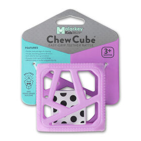 Malarkey Kids - Chew Cube - Purple