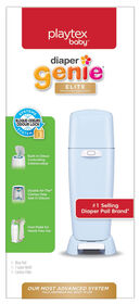 Playtex Diaper Genie Elite - Blue