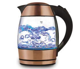 Brentwood  Borosilicate Glass Tea Kettle with Tea Infuser
