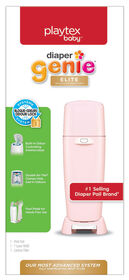 Playtex Diaper Genie Elite - Pink