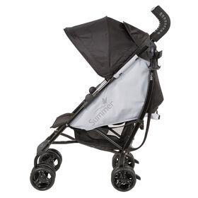 Summer Infant 3Dflip Convenience Stroller - Black/Grey