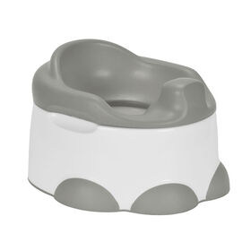 Bumbo Step 'N Potty - Grey