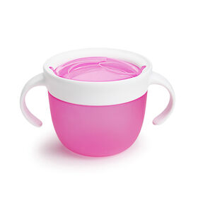 Snack Catcher 1-Pack - Pink