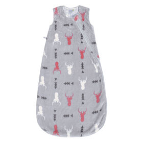 Perlimpinpin Plush sleep bag 1,5 TOG- Deer, 0-6 Months