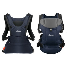 Diono Carus Essentials 3-in-1 Carrier - Navy