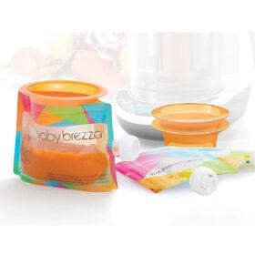 Pochettes (paquet de 10) de Baby Brezza.