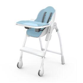 Oribel Cocoon High Chair - Blueberry Marshmellow