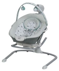 Graco Duet Sway Swing with Portable Rocker - Nepal