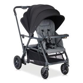 Joovy Caboose S Stroller - Grey Melange