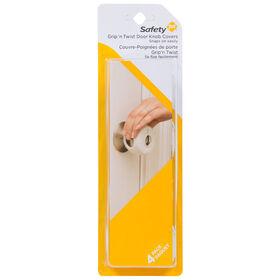 Safety 1st couvre-poignée Grip N' Twist - paquet de 4.
