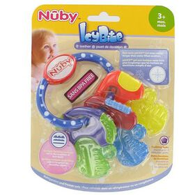 Nûby IcyBite Keys