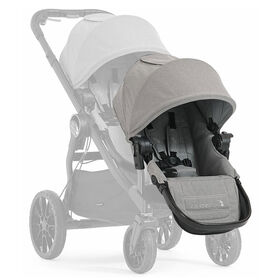 Baby Jogger city select LUX Second Seat Kit - Slate