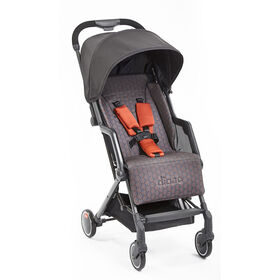 Diono Traverze Travel Stroller - Charcoal Copper Hive