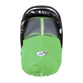Petit Coulou - Summer Car Seat Cover - Green